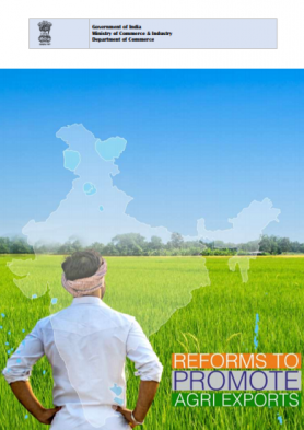Reforms to promote Agri Export