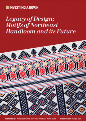 Legacy of Design; Motifs of Northeast Handloom and its Future