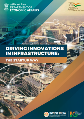 Driving Innovations in Infrastructure: The Startup Way