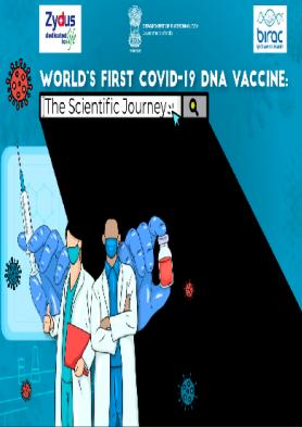 World's First DNA Vaccine-The Scientific Journey