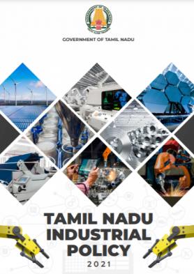 Tamil Nadu Industrial Policy 2021
