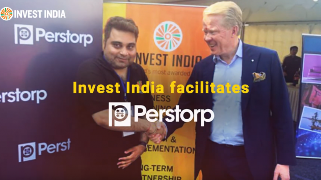 Invest India facilitates Perstorp