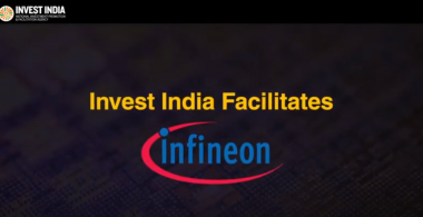 Invest India facilite Infineon Technologies AG