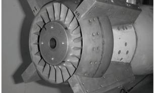 Electric Motor For Pumpjet Propulsion Aggregate