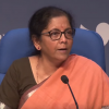 India's finance minister announces giant economic stimulus to fight Covid-19