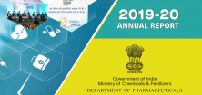 Pharmaceuticals Industry Annual Report 2019-20