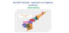 ReSTART Package Andhra Pradesh