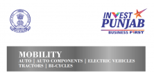 Mobility (Auto, Auto Components, Electric Vehicles, Tractors, Bicycles) Industry in Punjab