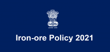 Iron-ore Policy 2021