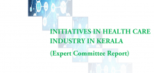 Initiatives in the Health Care Industry in Kerala