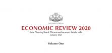 Kerala Economic Review 2020: Volume 1