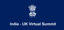 India - UK Virtual Summit