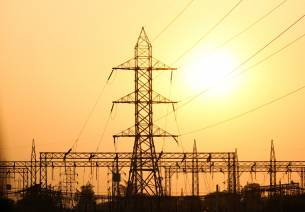 How is the lockdown impacting electricity consumption in India