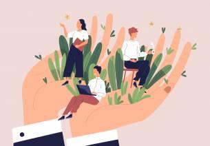 Companies That Care: Sustaining Salaries