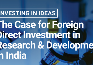 The Case for Foreign Direct Investment in Research & Development in India
