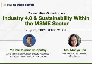 Industry 4.0 & Sustainability in the MSME Sector