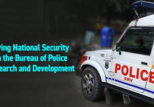 Driving National Security with the Bureau of Police Research and Development