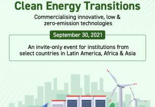 Bringing International Focus: Cleantech Workshop with IEA