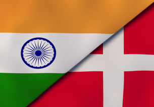 India and Denmark