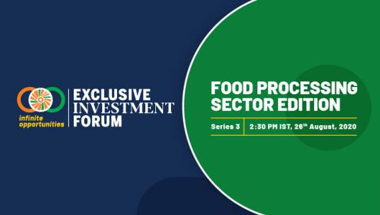 Food Processing Sector Edition - Series 3