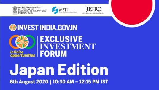 Invest India Exclusive Investment Forum - Japan Edition