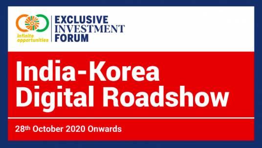 India-Korea Digital Roadshow
